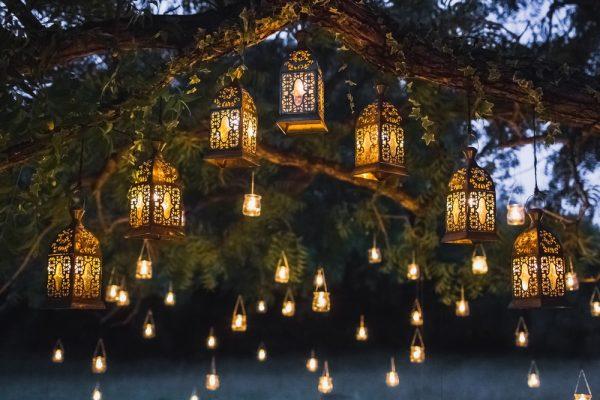 lanternas decorativas