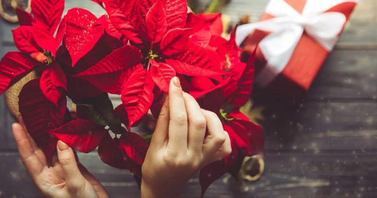 como montar um arranjo de flores artificiais