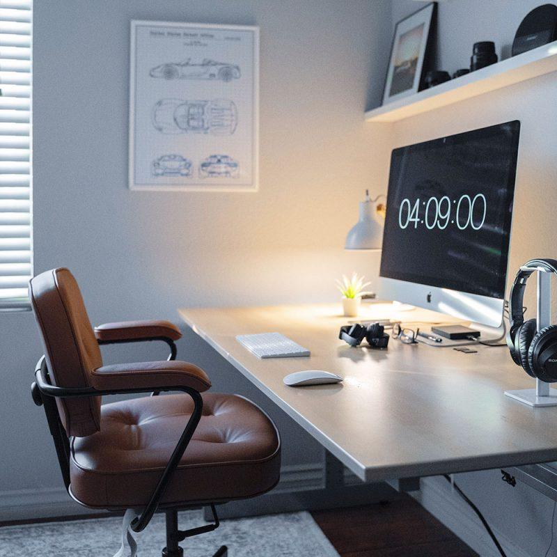 Inspiração Home Office - Crysmax