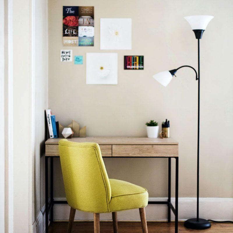 Organização Home Office - Crysmax