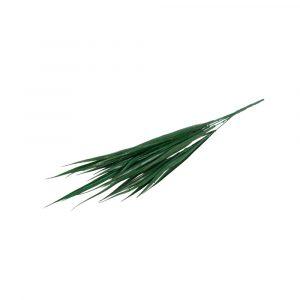 Capim Vanilla 48cm Artificial Verde para Decoração