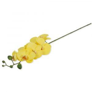 Haste de Orquídea Artificiail 70 cm p/ Arranjo
