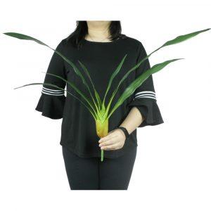 Folha de Orquídea Artificial para Arranjo