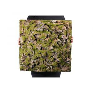 Placa Casca de Musgo 50×50 Artificial para Decoração