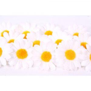 Pacote Flor de Margarida Artificial