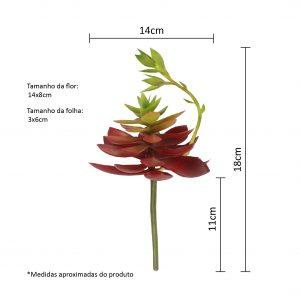 Suculenta Planta Fantasma Artificial