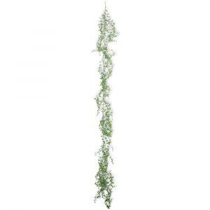 Pendente de Folhas Artificial p/ Decoração Casa