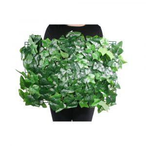 Placa de Hera 40×60 Artificial Verde para Decoração