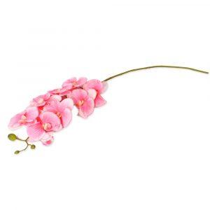 Haste de Orquídea 100cm Artificial p/ Decoração