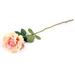 Haste de Rosa Siliconada Decoração e Presente