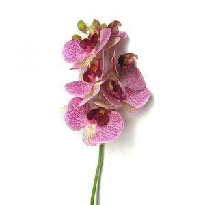 Haste de Orquídea – Flores artificiais